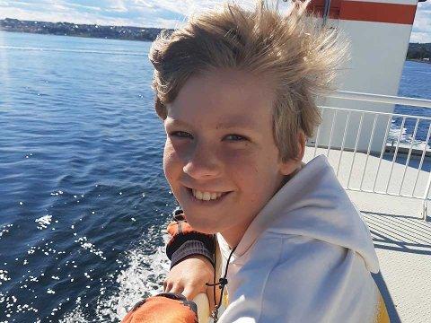 Tobias Åsen (11) er nominert til Amandusprisen 2021. Tobias har laget filmen alene, mens musikken i filmen er det medelev Sigurd Valvik (13) som har laget.
