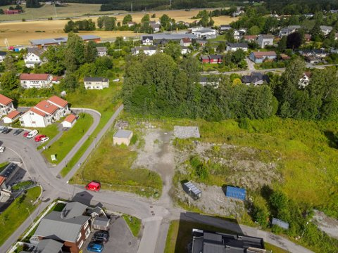 Leilighetene i de fem lavblokkene som er planlagt i Caspar Erlandsensvei på Randem, vil variere i størrelse fra ettroms til fireroms.