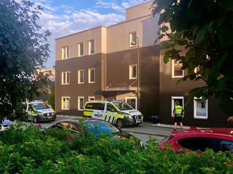 LANG STRAFF: 81-åringen som drepte kona på Glassverket er dømt til fengsel i 13 og et halvt år. Foto: Helge Kjøniksen