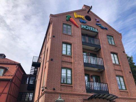SA OPP: Tidligere i sommer ble det kjent at Sabina Widenquist fratrådte stillingen som hotelldirektør ved Ramme Fjordhotell får det hadde gått ett år. Nå har hotellet fått ny direktør.