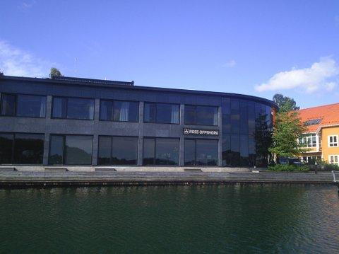 RAMMEAVTALE: Ross Offshore AS i Sandefjord har sikret seg en rammeavtale med Total.