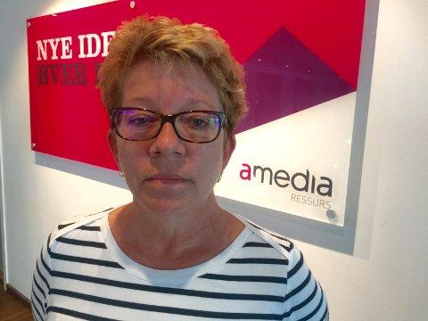 Klubbleder Else Marit Larsen ønsker ikke å kommentere saken om mulige bemanningskutt i Tønsberg før det er avholdt styremøte.