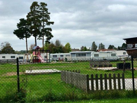 SOMMERGLEDE: Skallevold er, ved siden av Furustrand, en av Tønsbergs få campingplasser. Blant annet av den grunn har kommunen et sterkt ønske om at den skal drives videre på en god måte.