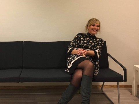 BARNEADVOKATENE: Trude Trønnes Eidsvold jobber som advokat.