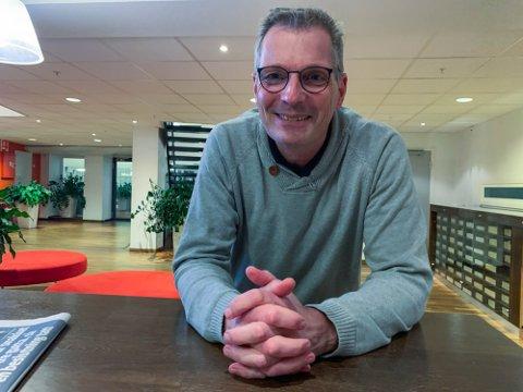 INNBYR TIL DIALOG: Frank Pedersen (H) ønsker å få ned konfliktnivået i utbyggingssaker. Derfor vil han etablere en møteplass.
