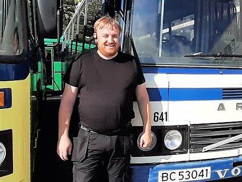 Espen Riis Andersen (39) fra Nesodden hadde tatt med pappa til Tufsingdalen, hadde han hatt en ekstra ferieuke i sommer.