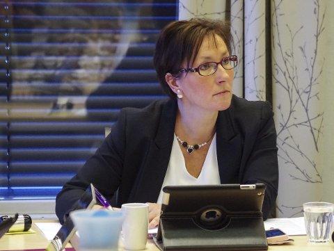 Hilde Frankmo Tveråen (Ap), ordfører i Folldal.