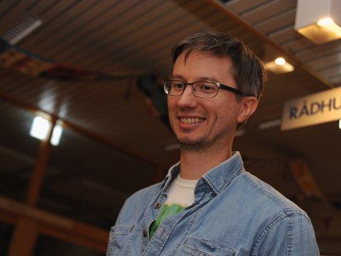 Erik Solbu.