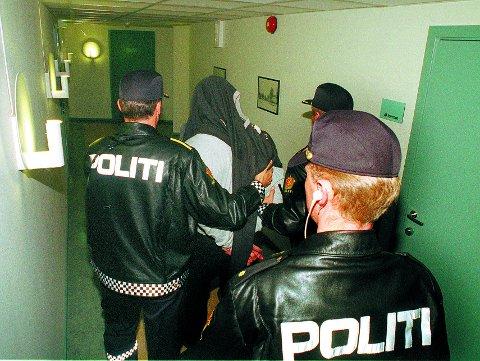 Århundrets ransforsøk på Kråkmofjellet i hamarøy Væpnet ran Ranerne var svenske Jonas Karlstrøm og Robert Larsson Jorunn Kråkmo