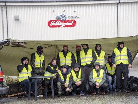 I nærmere fem uker i fjor høst måtte fiskebedriften Norse Production klare seg uten 70 streikende ansatte. Torsdag ble bedriften slått konkurs.