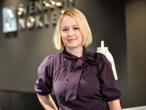 KONKURS: Bobestyreren, advokat Lene Langseth, jobber nå med å få oversikt over konkursboet til Tranby Ventilasjon.