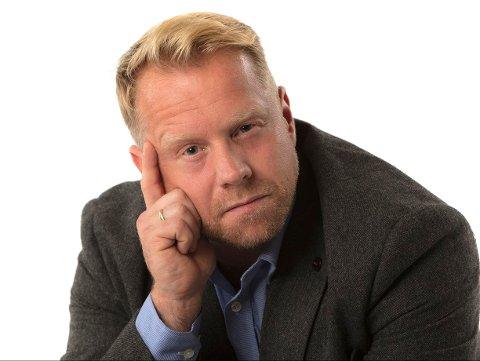 Lasse Haugen er 3.-kandidat for Øvre Eiker Arbeiderparti
