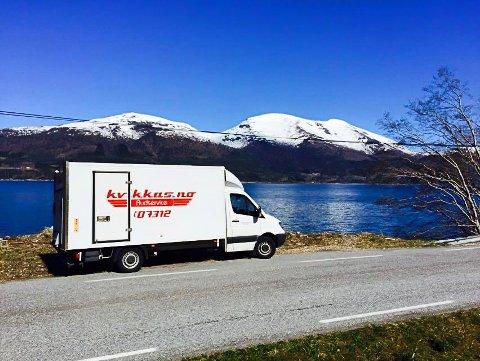 Kvikkas budservice skal overta laurdagsjobben til Posten i heile Distrikts-Norge.