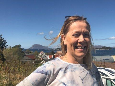 Annette Klepp Hillersøy har jobba offshore til og frå i ti år. Nyleg fekk ho igjen endeleg fast skift på Edvard Grieg-plattforma.