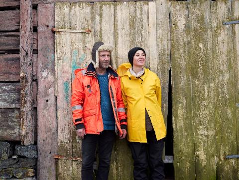 PRIS: Ekteparet Bjørn Vike og Tone Rønning starta verksemd 29-2 Aurland AS i 2014. Verksemda har fått innpass i den såkalla «high-end»-marknaden og vender seg til ei betalingsvillig, velutdanna og sprek kundegruppe som søker «soft adventure»-opplevingar i det unike fjell- og fjordlandskapet i Indre Sogn. Dei skreddarsyr pakkar og turar der dei ofte sjølve er guidar og serverer økologisk og lokal mat.