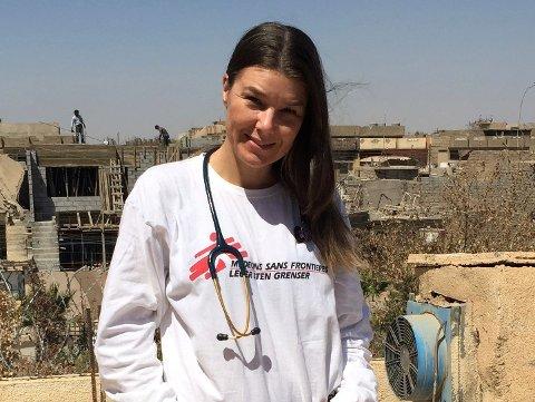 Anestesilege Monica Thallinger (42) er nylig vkommet hjem fra oppdrag for Leger Uten Grenser i havnebyen Aden i Jemen. Hit kom hun mens en smittebølge av korona brøt ut og krevde mange liv på sykehuset  hver dag.