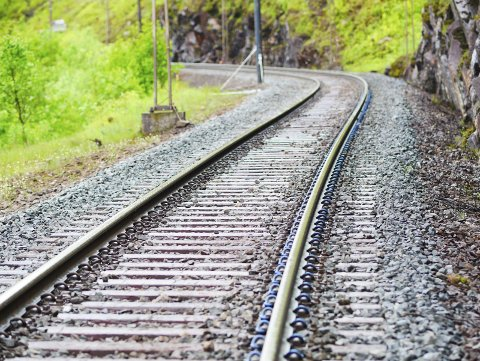 Milloner: Drøyt 200 millioner foreslås til Ofotbanen.