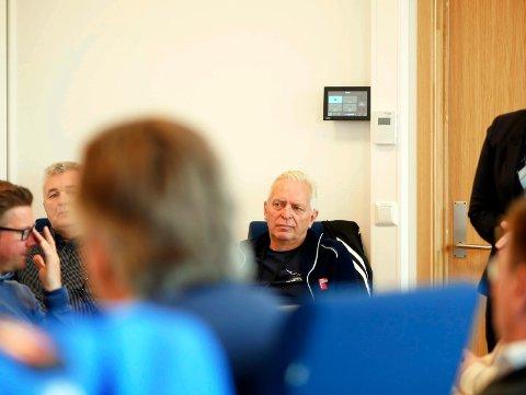 Stig Winblad Johansen beskriver det som at beboere føler presset øker når tunnelen til Frydenlund åpner neste uke.