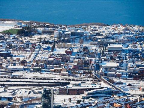 NYREGISTRERINGER: Totalt 49 ulike selskaper ble registrert i Narvik-regionen i januar.
