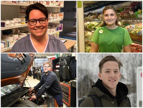 GD har snakket med fire arbeidstakere i ulike bransjer dagen før årets skattelister kommer.