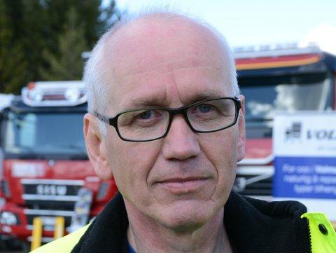 Regionsjef Guttorm Tysnes.