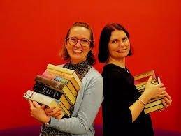 Bokfinker: Nina Egge og Ingvill Solberg.