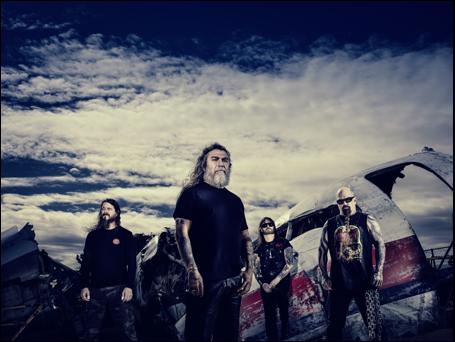 Slayer er klare for Tons of Rock 2017.