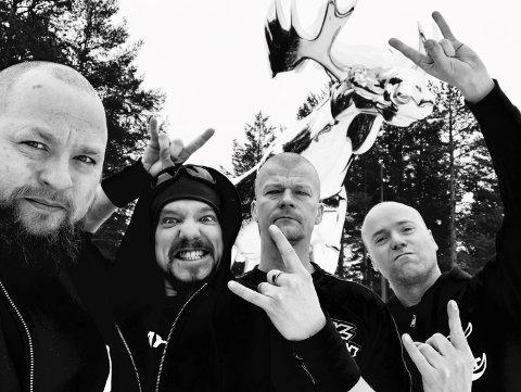 BERGENSBAND: Selv om Nils Ivar Martila har flyttet til Hamar regnes Claymords for å være et Bergensband.