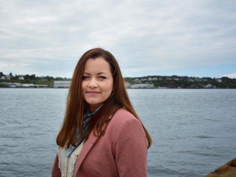 Elisabeth Emberland nestleder i styret KIF for KrF Haugesund.