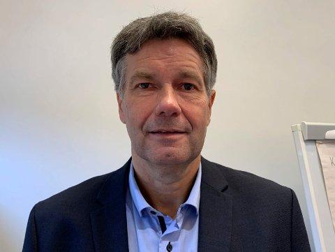 MINDRE OVERSKUDD: Eilef Stange er sjef for Gasnor og leverer godt, men redusert resultat.