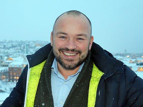 TIL VALG: Mikkel Gaup stiller til på liste til Sametingsvalget for første gang. Foto: Marte Hotvedt