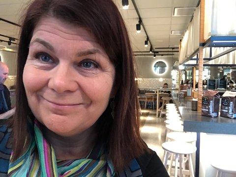 «YDMYK»: Finnmarkspolitikeren Trine Noodt er vist stor tillitt.