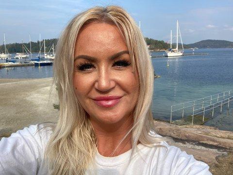 GIR UT BOK: Siri Krigsvoll Fredheim Andresen (36) gir ut sin første bok. Handlingen er lagt til Vardø og Domen.
