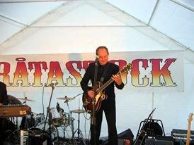 LEVENDE LEGENDE: Eldar Vågan opptrådte under Råtastocks tiårsjubileum i 2008.