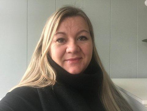 KOORDINERER: Ragnhild Hobberstad er glad for at Time kommune nå kan tilby hjelp per telefon.