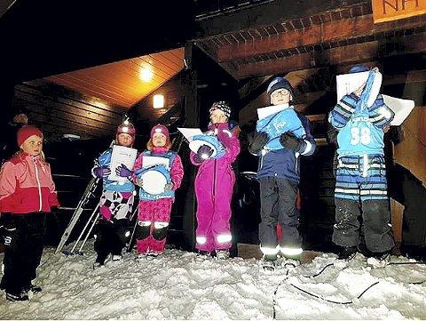 Poenglangrenn: En fantastisk vinter har det vært for alle som er glad i skiaktiviteter. Foto: BSK