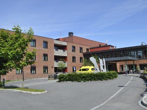 Krageø sykehus