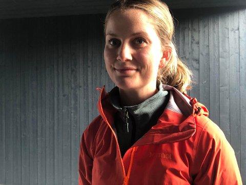 INVESTERER: Daglig leder Stine Bastlien Vinje ved Haukelifjell Skisenter sier de bruker millioner på ny heis og vedlikehold av de eksisterende.