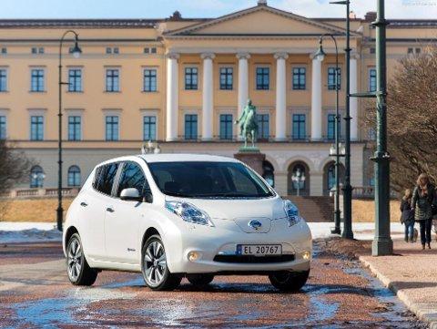 Første generasjon Nissan Leaf får du nå for langt under 100.000 kroner.