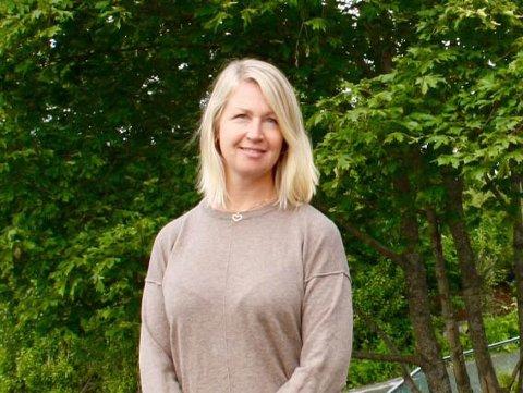 Monica Torvik Svalby er enhetsleder ved Blomsterbyen- og Nardo barnehager.