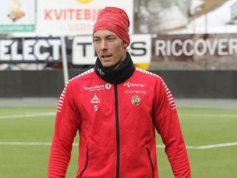 SPILTE: Magnar Ødegaard var én av dagens TIL-spillere som spilte fra start sist gang TIL og Senja møttes.