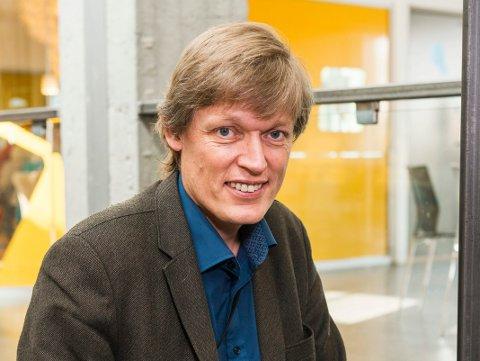 Jens Barland, Førsteamanuensis ved NTNU i Gjøvik