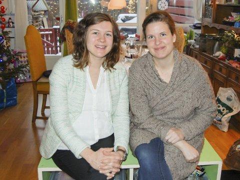 ETT ÅR: Familiehjelperen Akershus ble etablert 1. januar 2014. Koordinator Goke Bressers (til venstre) går nå ut i permisjon, Inn kommer Vibeke Sommerschild som siden mai 2012 har jobbet som sykepleier i pleietjenesten i Fransiskushjelpen. FOTO: METTE KVITLE
