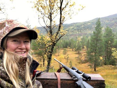 UKULTUR: Hilde Charlotte Solheim mener det er en ukultur i jegermiljøet i Norge med mobbing og trakassering.