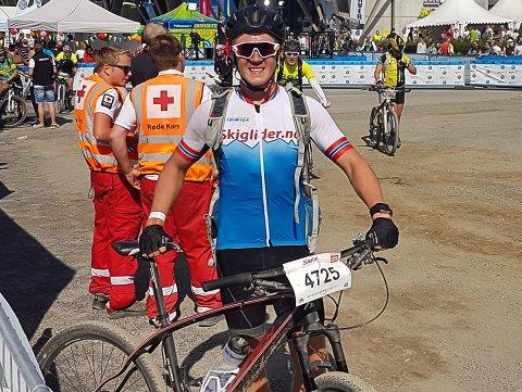 NEGATIV: Thomas Bruno Bottolfsen fra Løten er en av flere Birken-deltakere som håper en sommerfestival kun blir med tanken.