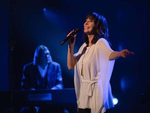 Anita Skorgan: Den folkekjære artisten skal holde avslutningskonserten under Mo Kirkemusikkfestival.