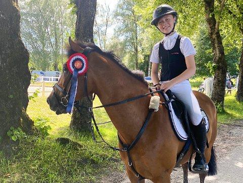 Vilja Gruben er tatt ut til Nordisk Baltisk mesterskap i Finland.