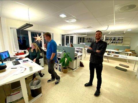 Markus Rødfjell Rønning overtar som avdelingsleder fort Norconsult Arkitektur Mo/Mosjøen.