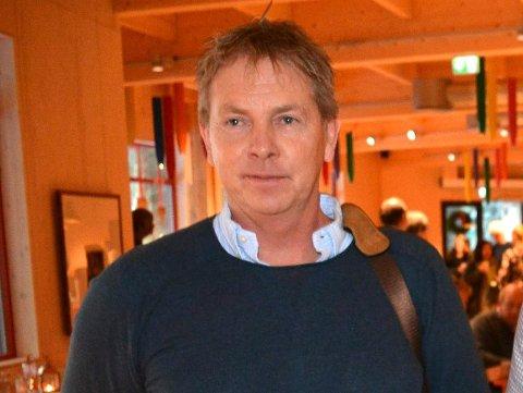 NYTT SELSKAP: Rolf Arne Høyen er styreleder i Zenturo AS.