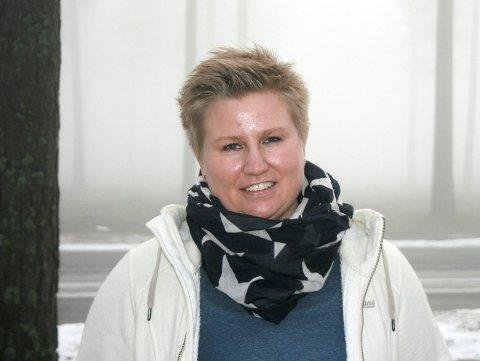 Jeanette Kleven er en av tre nye logistikkledere i Viken Skog.
